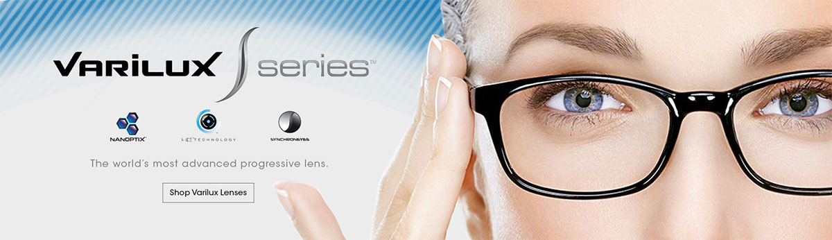 Varilux S-Series Progressive Lenses